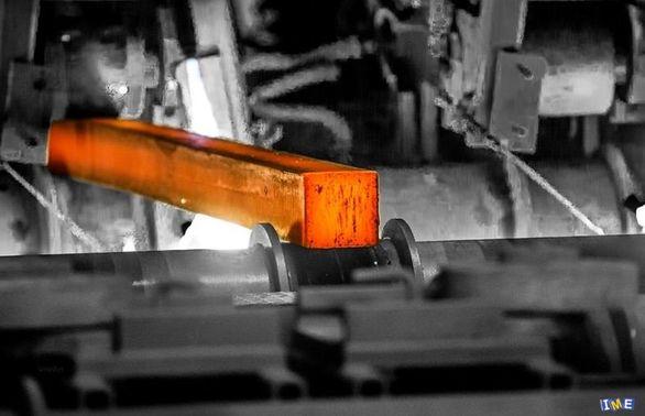 شمش فولادی یک شرکت در بورس کالای ایران پذیرش شد