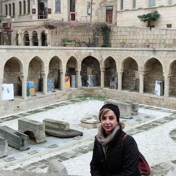 خوشگذرانی های شبنم قلی خانی در خارج کشور + عکس