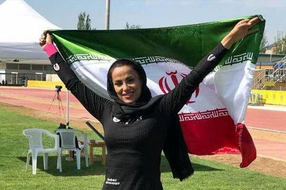 پایان غم انگیز برای دختر ملیپوش ایرانی در روز تولدش +عکس