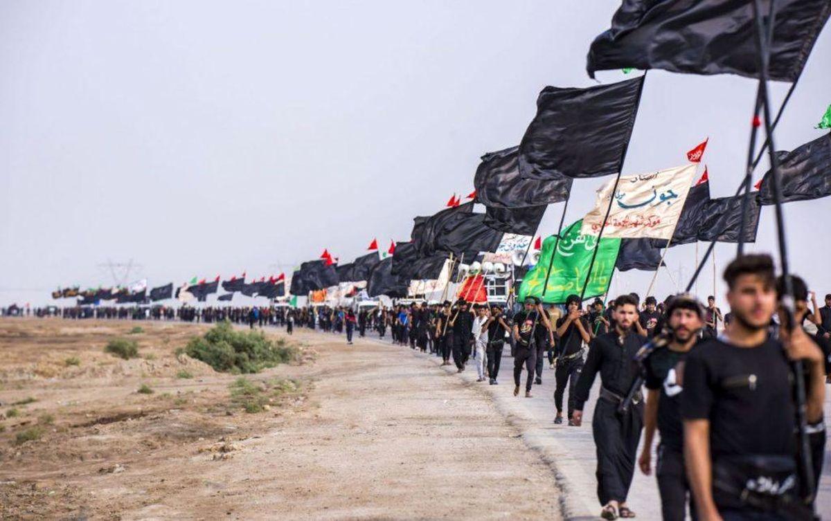 اوضاع مرزهای عراق در آستانه اربعین