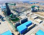 روند رکورد تولید روزانه شرکت صنعت فولاد شادگان در اوج تحریم ها ادامه دارد