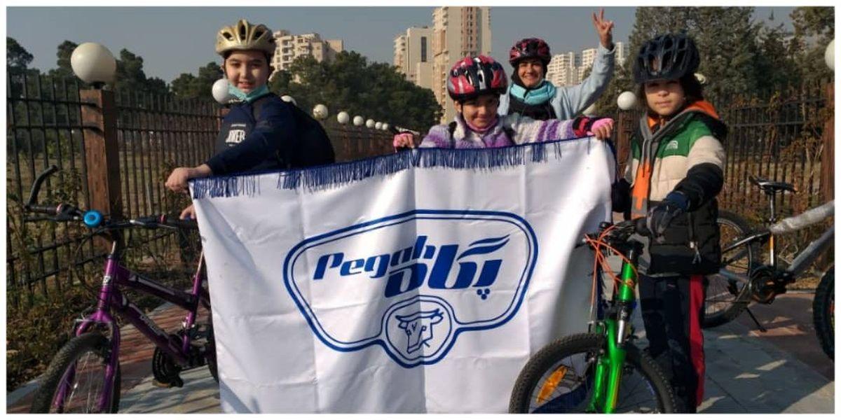 همکاری پخش سراسری بازارگستر پگاه با فدراسیون دوچرخه سواری