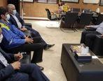 تشریح پروژههای در آستانه افتتاح پتروشیمیبوعلی سینا در دیدار نوروزی با مدیرعامل سازمان منطقه ویژه اقتصادی پتروشیمی