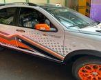 سایپا از خودروی جدید خود رونمایی کرد + تصاویر