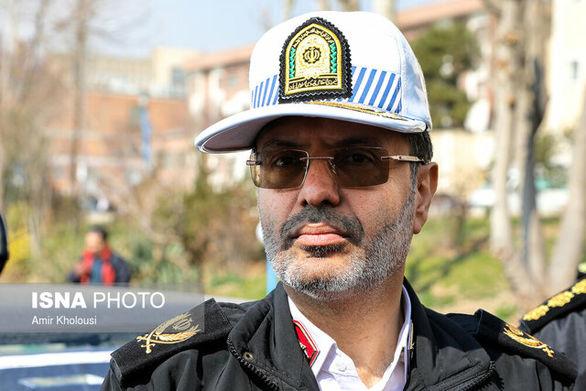 تا اطلاع ثانوی ورود و تردد کامیون در تهران ممنوع می باشد