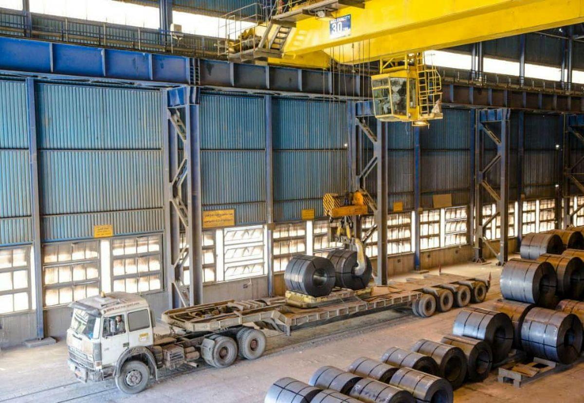 رشد 12 درصدی تحویل محصولات فولاد مبارکه در بازارهای داخلی و صادراتی