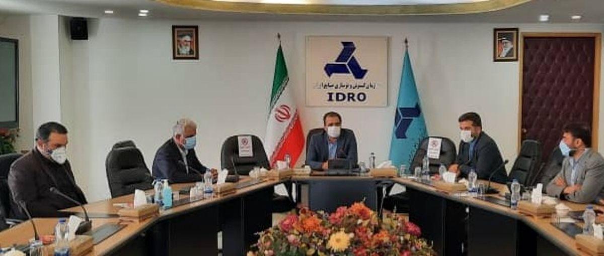 سکاندار جدید کشتی سازی و صنایع فراساحل ایران معرفی شد