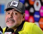 ادعای جنجالی مارادونا درباره منچستریونایتد