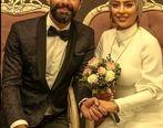 عکسهای لورفته از عروسی مجلل سمانه پاکدل و همسر میلیاردرش + عکس