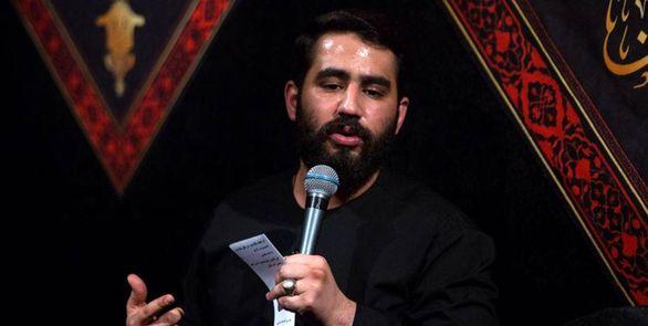 مداحی حسین طاهری برای شب لیلةالرغائب