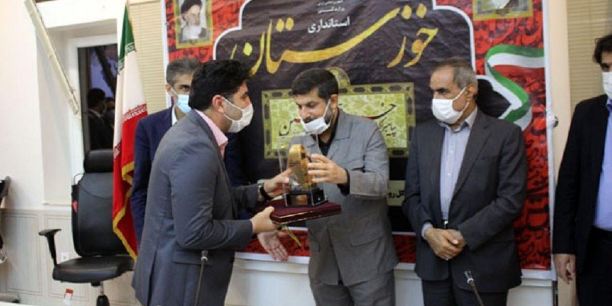 پگاه خوزستان واحد صنعتی نمونه شد
