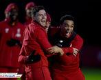 قرمز پوشان در یک قدمی قهرمانی لیگ برتر