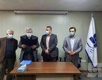 مدیر جدید شعبه بیمه سرمد در استان گیلان معرفی شد