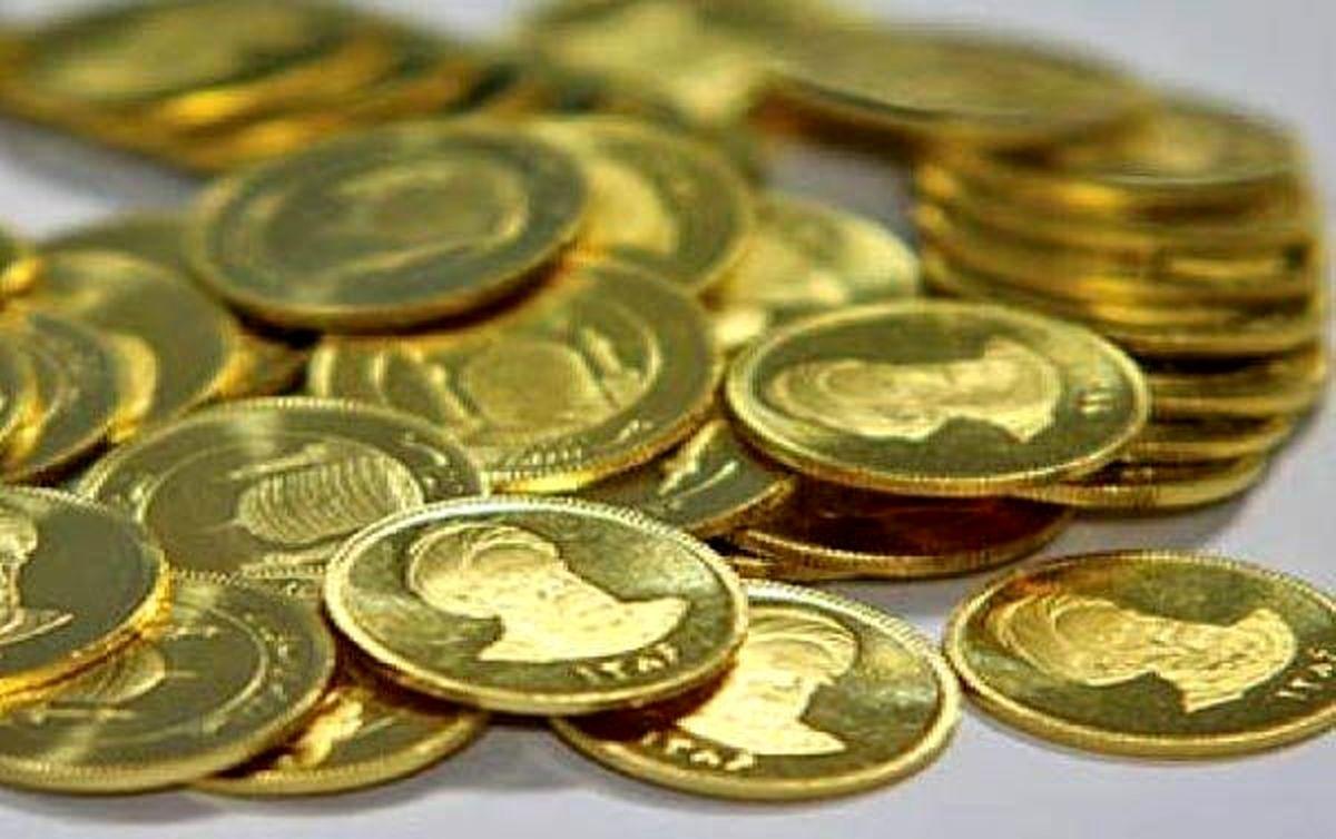 سکه گران شد | یکشنبه 5 مرداد
