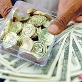 تازه ترین قیمت طلا ، سکه و دلار در بازار سه شنبه 14 ابان + جدول