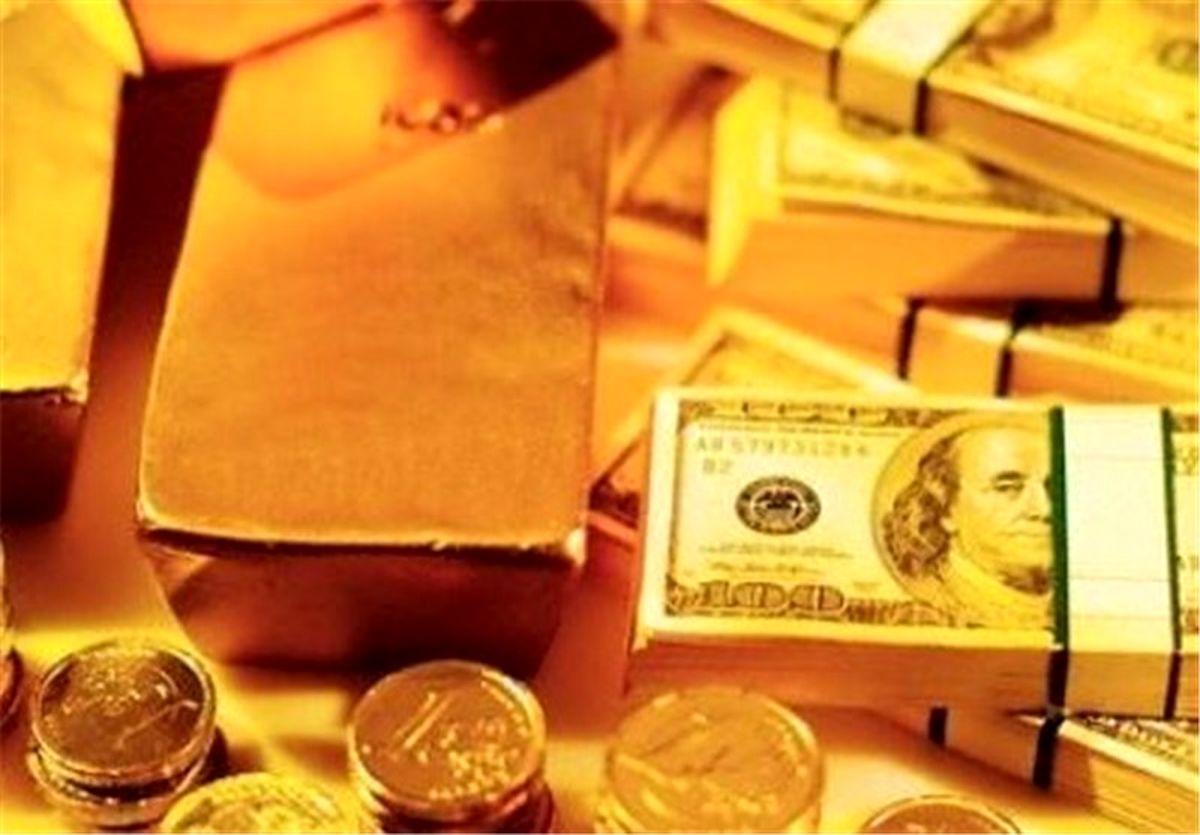 دلایل اصلی کاهش قیمت طلا