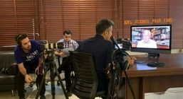 مصاحبه عادل فردوسیپور با گزارشگر معروف انگلیسی + جزئیات