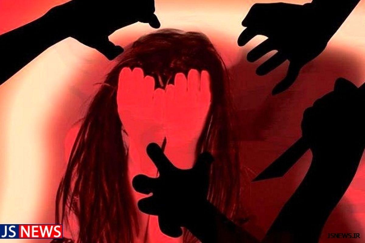 تجاوز فجیع به دختر کنکوری در خانه دوستش