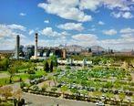 ذوب آهن اصفهان در اوج دوران فعالیت های زیست محیطی