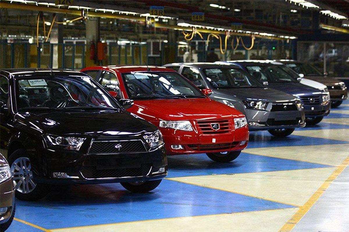 قیمت جدید خودروهای داخلی اعلام شد + جدول