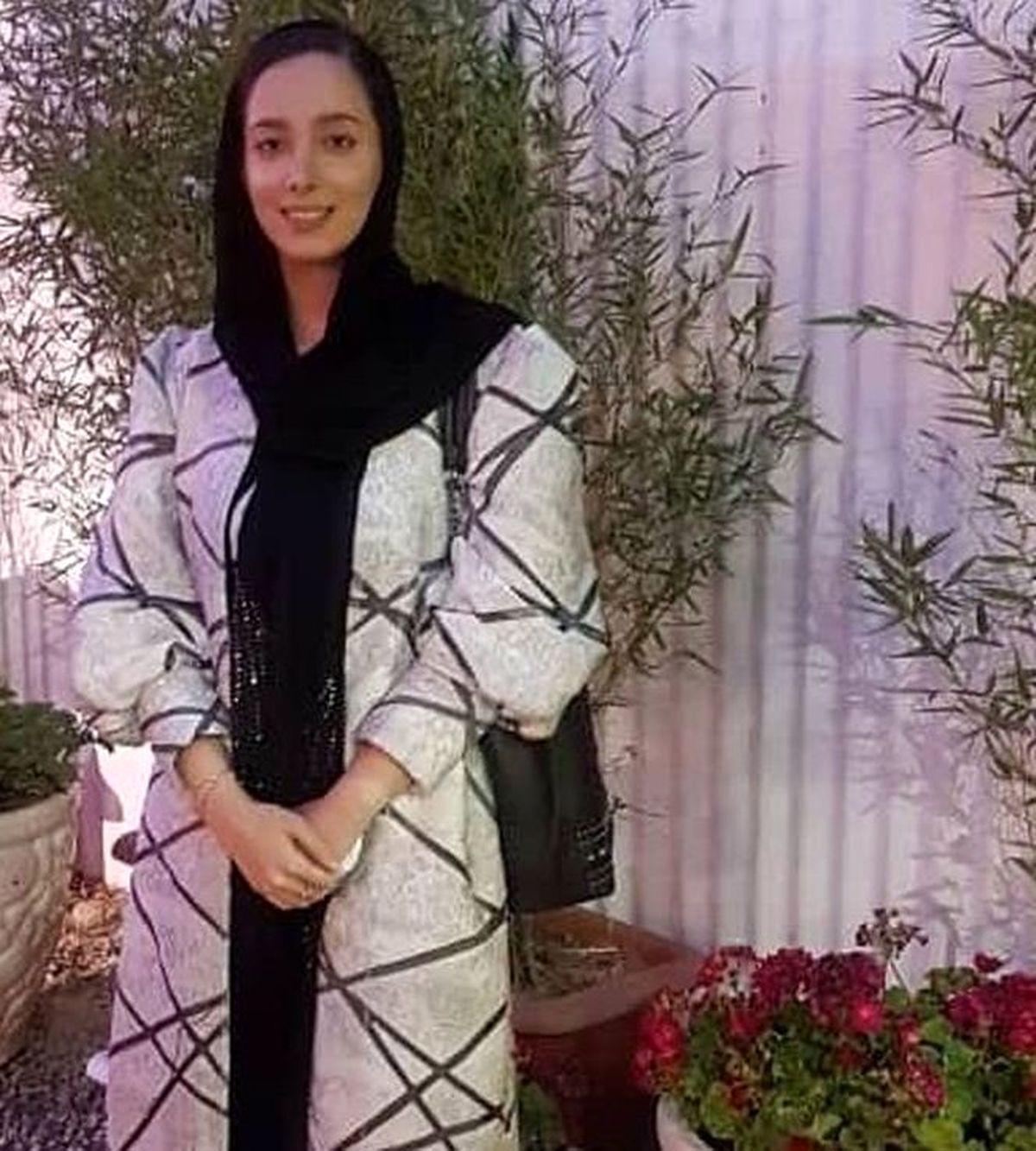 نرگس محمدی دزدیده شد + عکس