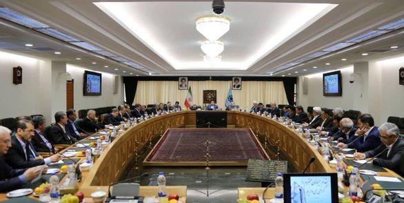 جلسه دوره ای رئیس کل بانک مرکزی با مدیران عامل بانک ها برگزار شد