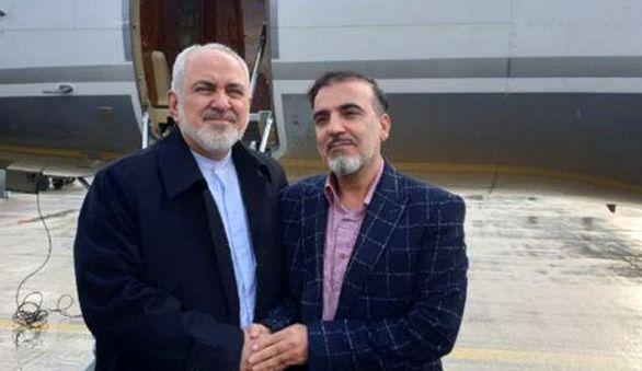 ظریف از آزادی دکتر «مسعود سلیمانی» خبر داد