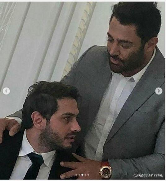 عکس های لو رفته از محمدرضا گلزار در مراسم عروسی لاکچری برادرش + بیوگرافی و تصاویر