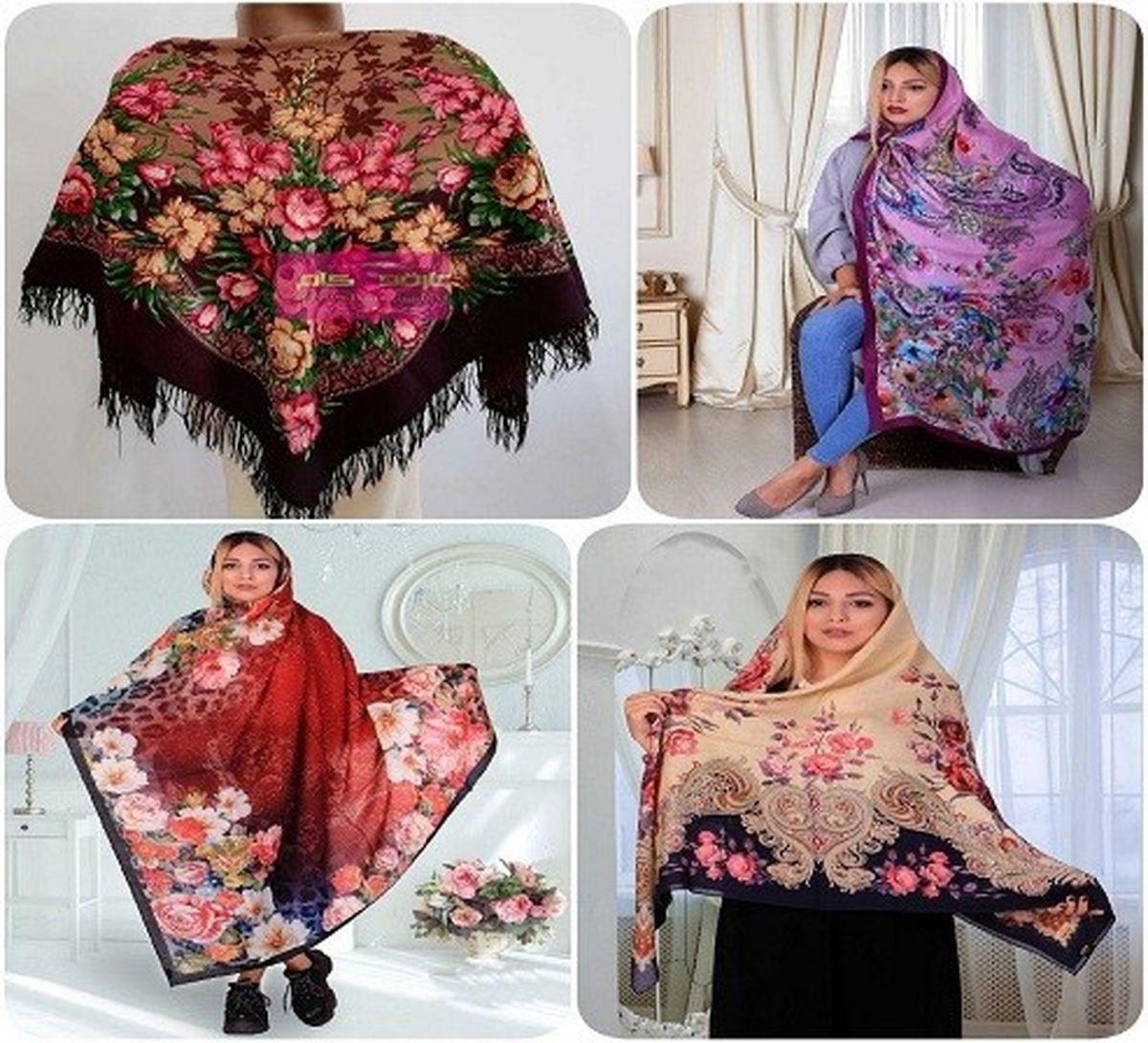 بهترین روسری را بخرید + راهنمای خرید و تضمین کیفیت و قیمت