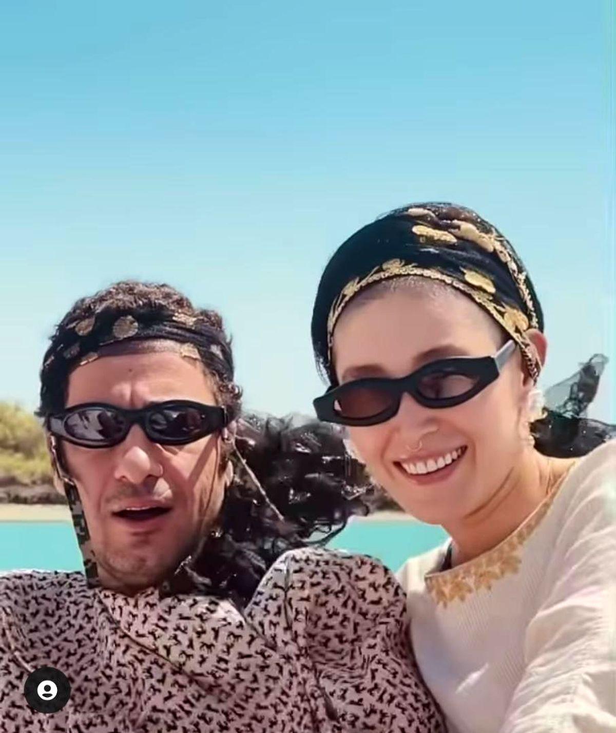 اختلاف سنی باورنکردنی نوید محمدزاده و همسرش فرشته حسینی فاش شد + عکس