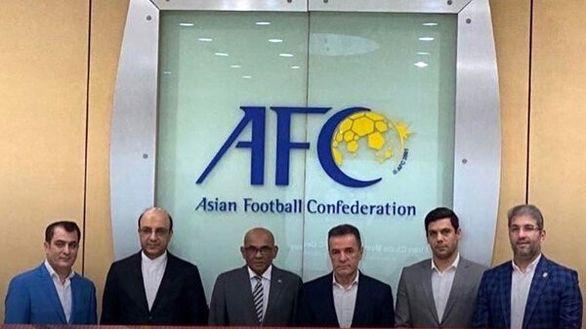 حرف های ایران را در AFC حساب نمی کنند!