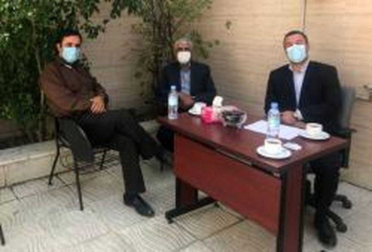 شعبه شرق استان تهران با اولویت تسریع در مسیر پرداخت خسارت و بهبود عملکرد فروش