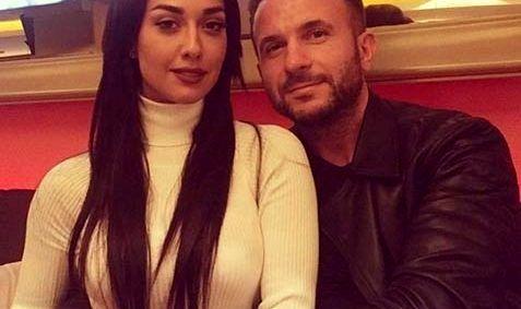 عکس های جنجالی از صدف طاهریان و همسرش در خارج + تصاویر