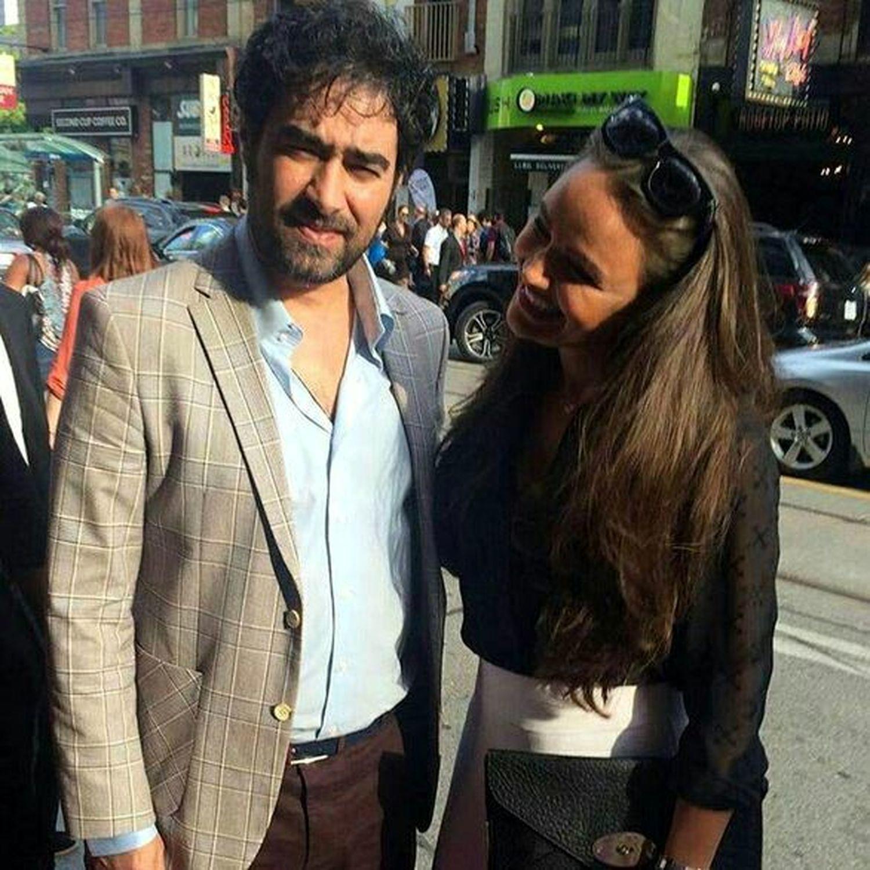 پست عاشقانه شهاب حسینی برای همسرش در ولنتاین + عکس
