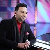 احسان علیخانی  جنجال رقص با امین حیایی درآنتن زنده+ فیلم و عکس