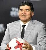 بیوگرافی دیه گو مارادونا فوتبالیست + تصاویر