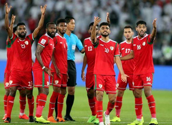 فوتبال عمان ۶ ماه تعلیق شد