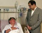 استاد شجریان در بیمارستان بستری شد