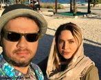 عکس های دیده نشده از علی صادقی و همسر و فرزندش + بیوگرافی