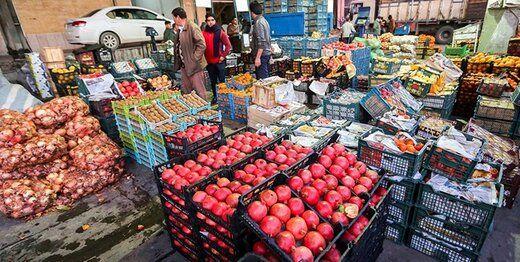 آخرین قیمت میوه در میادین میوه و ترهبار