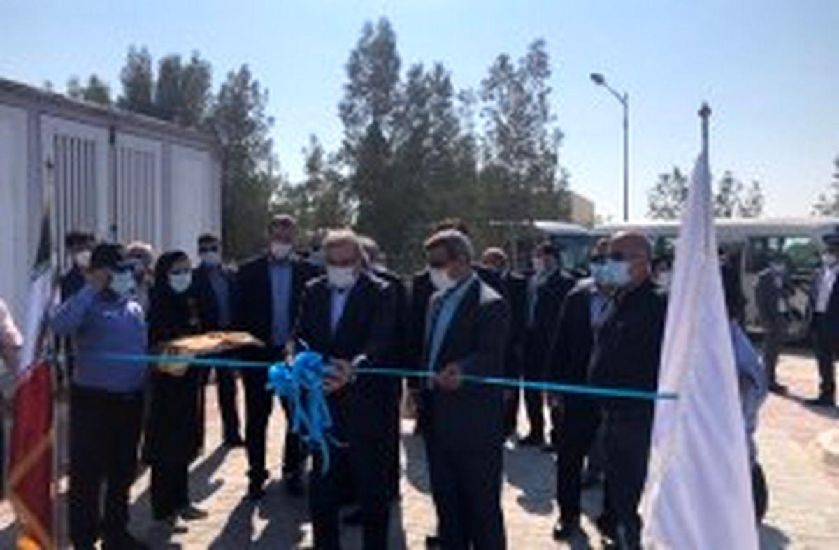 افتتاح پارک های بهارستان و آرین با حضور مرتضی بانک در کیش