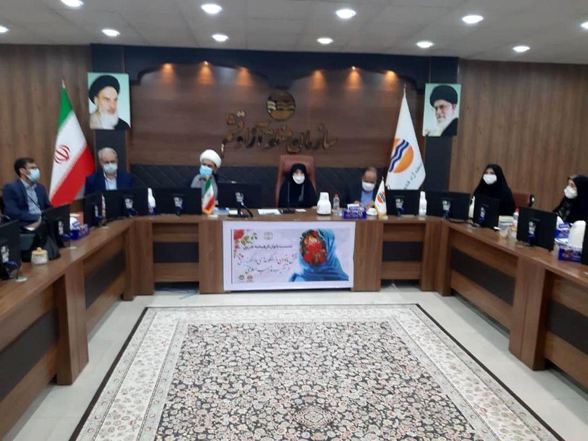 اهمیت نقش زنان در پیشبرد وتوسعه جامعه اسلامی