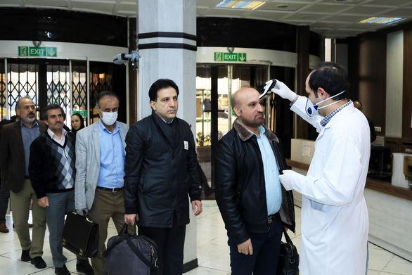 اقدامات گسترده شرکت نفت فلات قاره ایران برای مقابله با ویروس کرونا