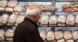قیمت مرغ سر به فلک کشید + قیمت