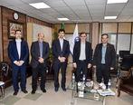 بازدید نماینده مجلس از اداره کل تامین اجتماعی شهرستان های تهران