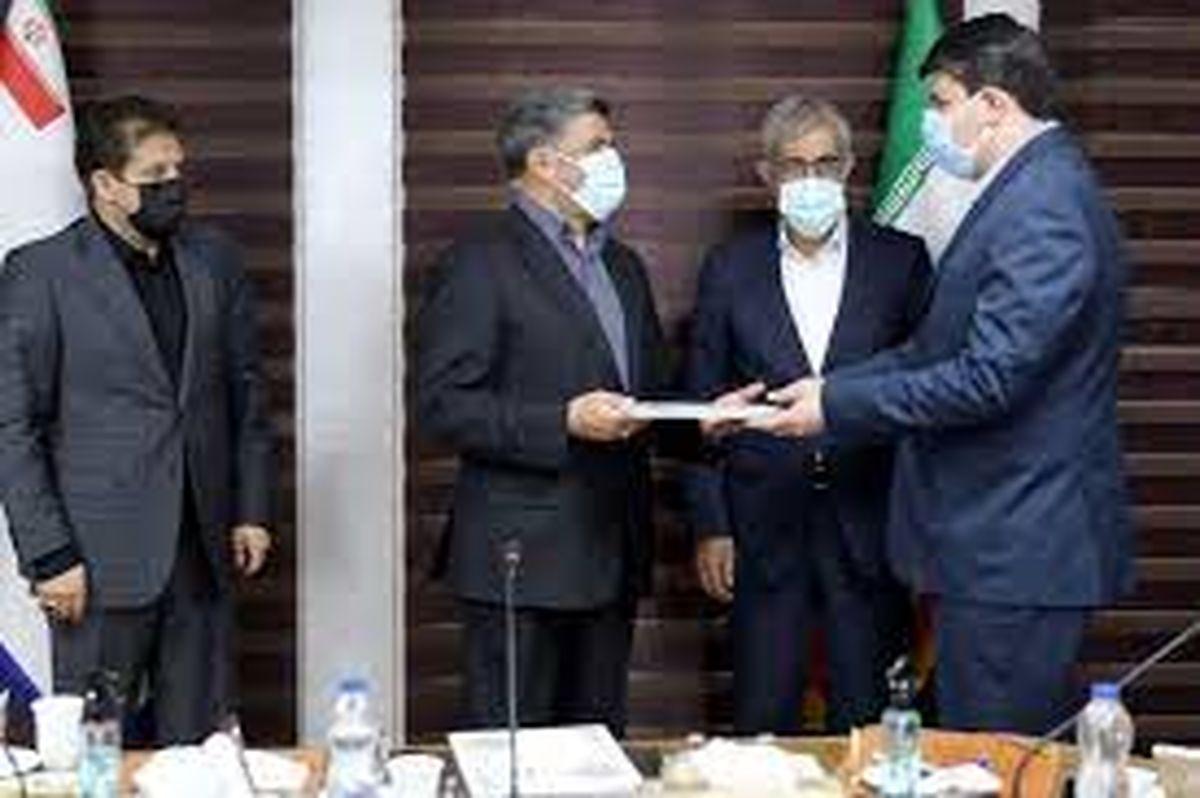 انتصاب خانی به سمت معاون بین المللی بانک صادرات ایران