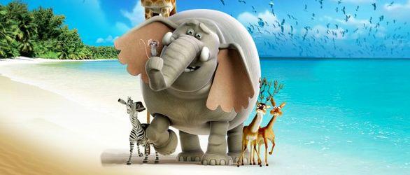 اکران انیمیشن «فیلشاه» در روسیه