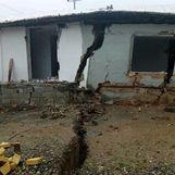 رانش زمین در گلستان | 25 خانه آسیب دید