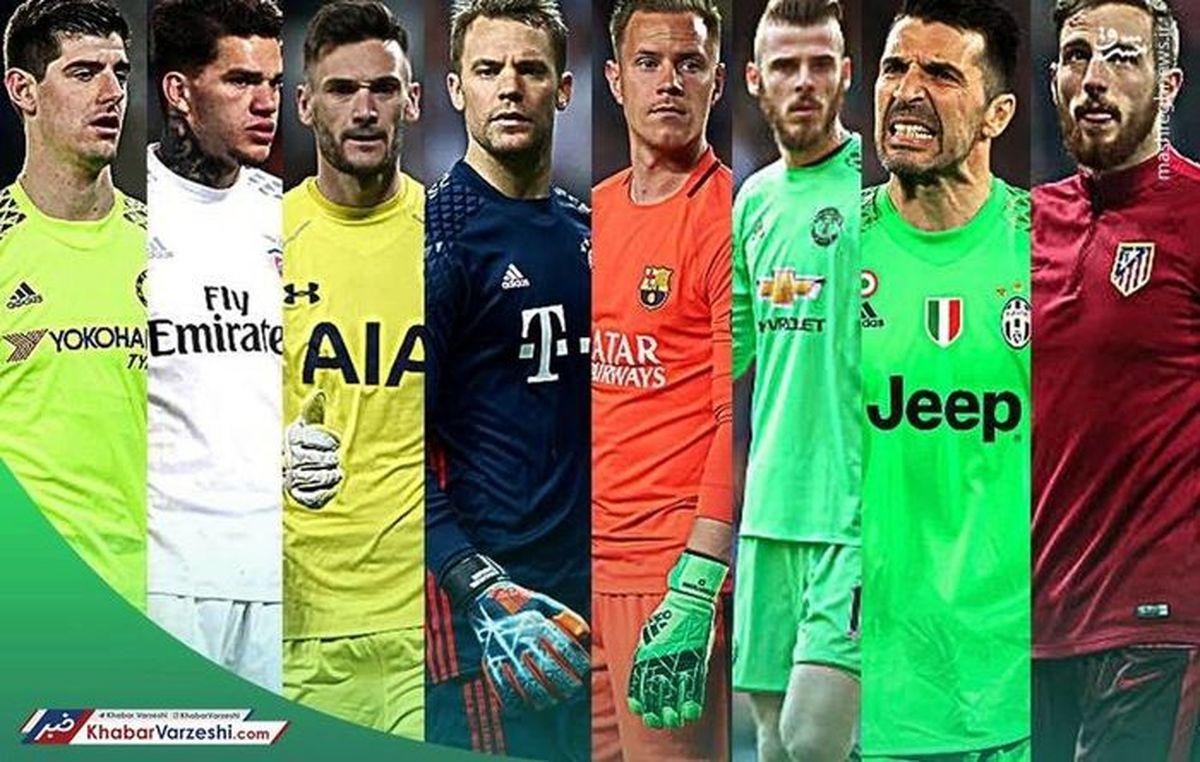 نامزدهای کسب جایزه بهترین بازیکن لیگ برتر اعلام شدند