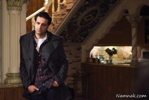 امیرحسین آرمان در سریال پریا